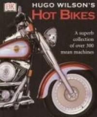 Hot bikes - okładka książki