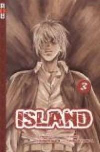 Island. Tom 3 - okładka książki