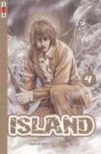 Island. Tom 4 - okładka książki