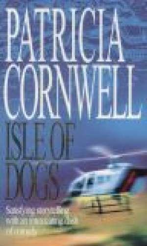 Isle of dogs - okładka książki