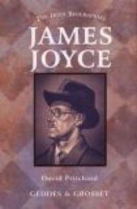 James Joyce - okładka książki
