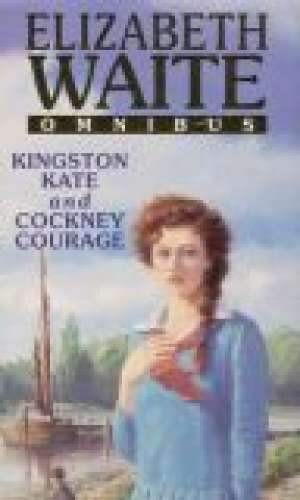Kingston Kate. Cockney Courage - okładka książki