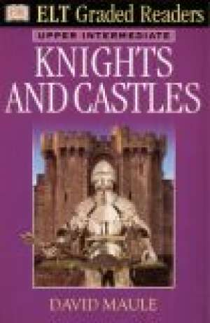 Knights and castles - okładka książki