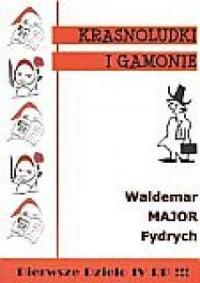 Krasnoludki i gamonie - okładka książki