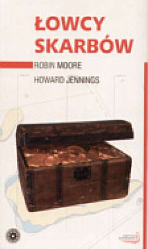 Łowcy skarbów - okładka książki