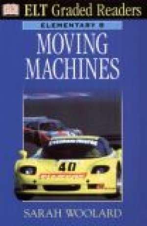 Moving machines - okładka książki