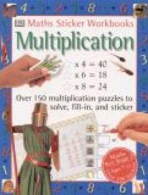 Multiplication - okładka książki
