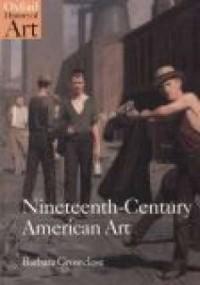 Nineteenth-Century American Art - okładka książki