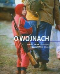 O wojnach - okładka książki