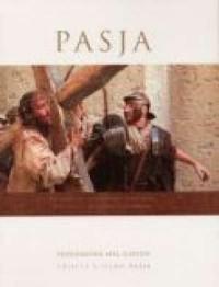 Pasja - okładka książki