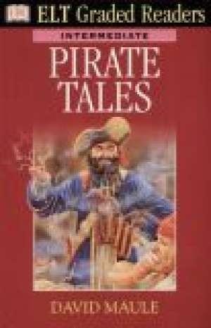 Pirate tales - okładka książki