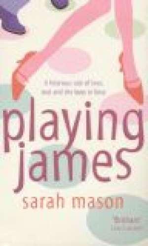 Playing james - okładka książki