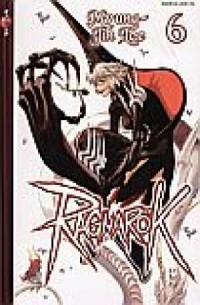 Ragnarok 6 - okładka książki