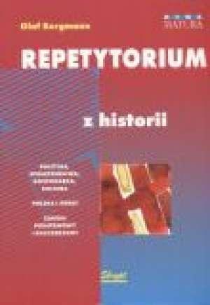 Repetytorium z historii - okładka książki