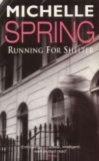 Running for schelter - okładka książki