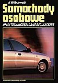 Samochody osobowe cz.11 - okładka książki