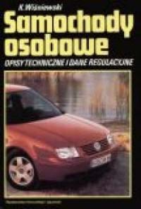 Samochody osobowe cz.13 - okładka książki