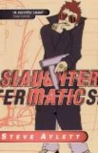 Slaughtermatic - okładka książki