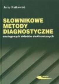 Słownikowe metody diagnostyczne - okładka książki
