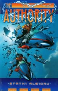 The Authority. Statki Albionu. Tom 2 - okładka książki