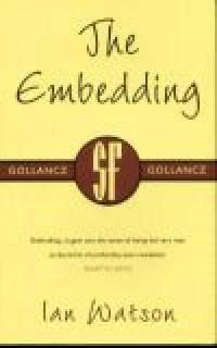 The embedding - okładka książki