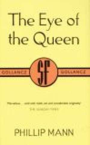 The Eye of the Queen - okładka książki