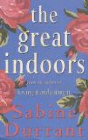 The great indoors - okładka książki