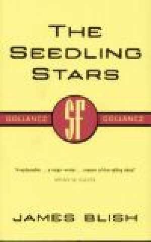 The seedling stars - okładka książki