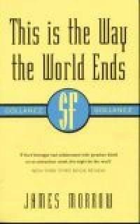 This is the way the world ends - okładka książki