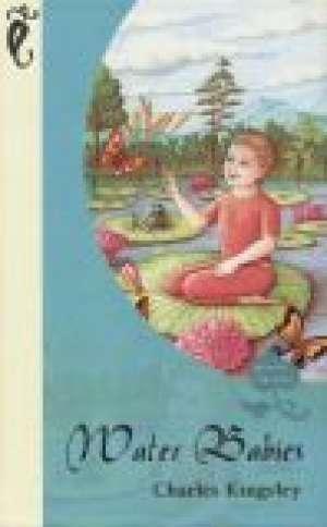 Water babies - okładka książki