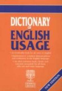 Webster s English dictionary - okładka książki