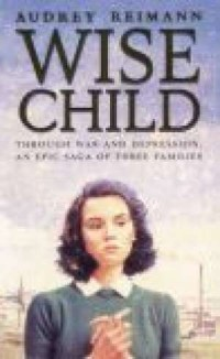Wise Child - okładka książki