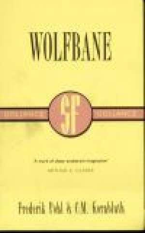 Wolfbane - okładka książki