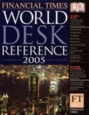 World desk reference 2005 - okładka książki