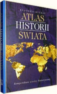 Atlas historii świata - okładka książki