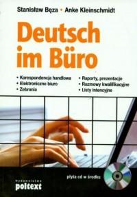 Deutsch im Buro (+ CD) - Stanisław - okładka podręcznika