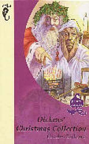 Dickens christmas collection - okładka książki