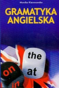Gramatyka angielska - okładka podręcznika