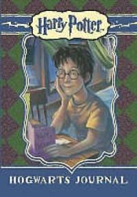 Harry Potter: Hogwarts Journal - okładka książki