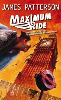 Maximum Ride. Tom 3 - James Patterson - okładka książki