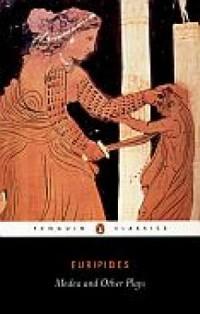 Medea and Other Plays - okładka książki