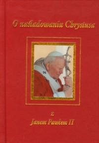 O naśladowaniu Chrystusa z Janem - okładka książki