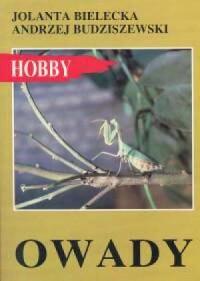 Owady - okładka książki