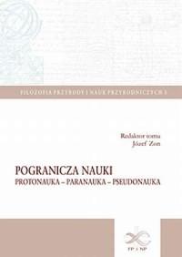 Pogranicza nauki. Protonauka - - okładka książki