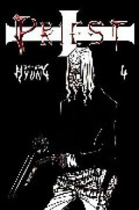 Priest. Tom 4 - okładka książki