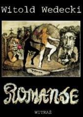 Romanse - okładka książki