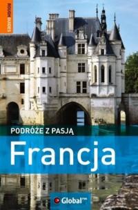 Rough Guides. Podróże z pasją. Francja - okładka książki