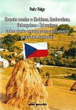 Skupiska czeskie w Kłodzkiem, Raciborskiem, - okładka książki