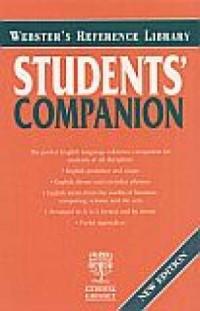 Student s Companion - okładka książki