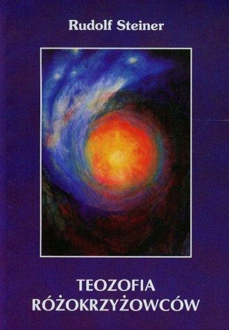 Teozofia Różokrzyżowców - okładka książki